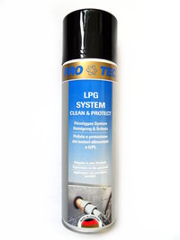 PRO-TEC LPG System Clean & Protect