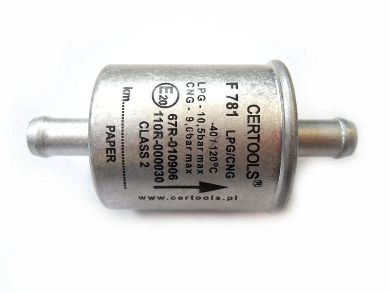 FILTRO GPL y-12mm GPL FILTRI gasfilter KME GPL