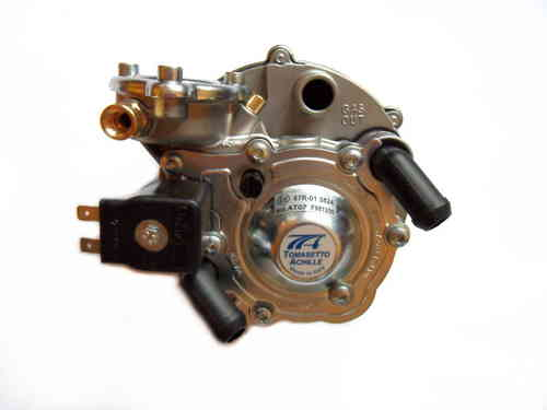 Tomasetto Verdampfer AT-07 100HP