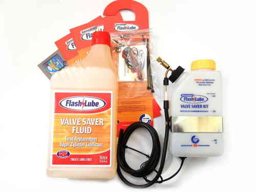 Flashlube valve saver kit series 2
