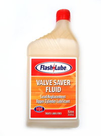 Flashlube Valve Saver Fluid