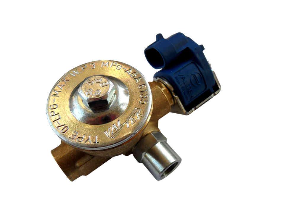 LPG Autogas Valtek petrol cutoff Solenoid