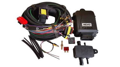KME NEVO 4 Zyl. Electronic Kit